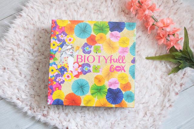 Mon avis sur la Biotyfull box : l'ensoleilée