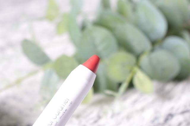 jumbo à lèvres brillant bio couleur caramel