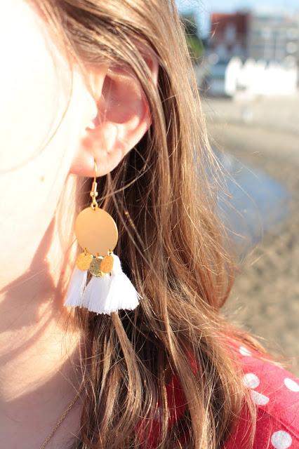 boucles d'oreilles Marissa - aunaturelle  créations