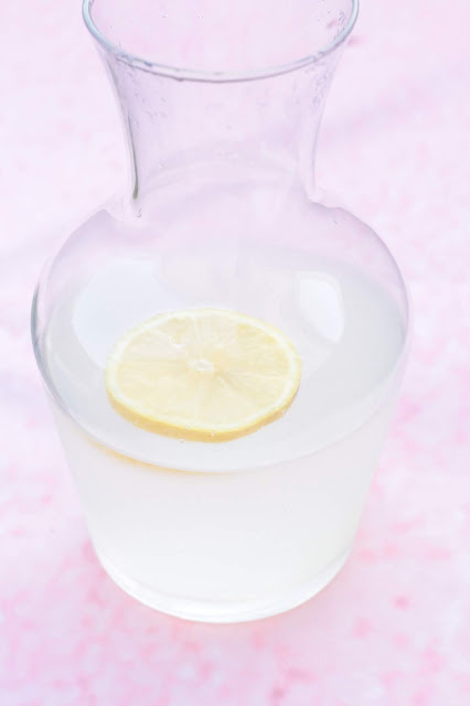 Recette maison de boissons fraîches pour l'été citronnade