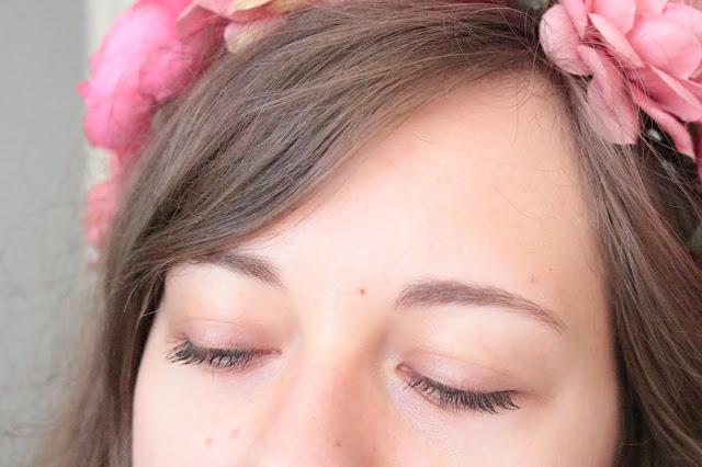 Le mascara structurant : une nouveauté Couleur Caramel