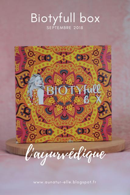 avis biotyfull box, box beauté naturelle bio