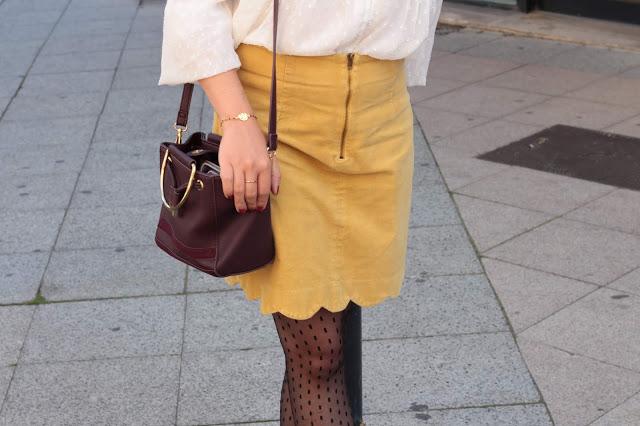 tenue d'automne femme