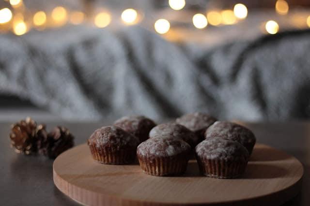 """Recette du """"Poticake"""" : des petits gâteaux au potiron !"""