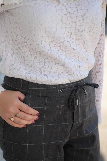 Le pantalon à carreaux, tendance cet automne / hiver