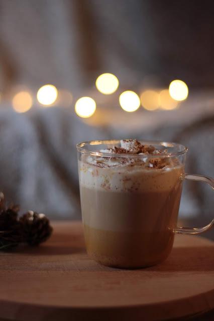 Recette du pumpkin spice latte maison