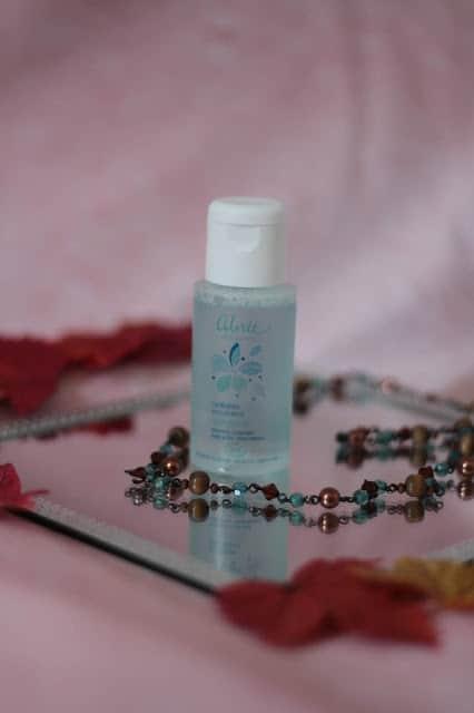 eau micellaire alorée cosmetics