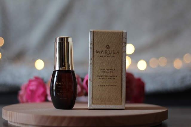 Mon avis sur l'huile de Marula pure