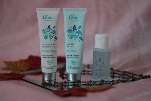 Alorée cosmetics : des soins BIO & français !