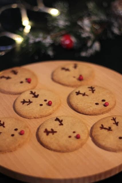 comment faire des sablés de Noël ?