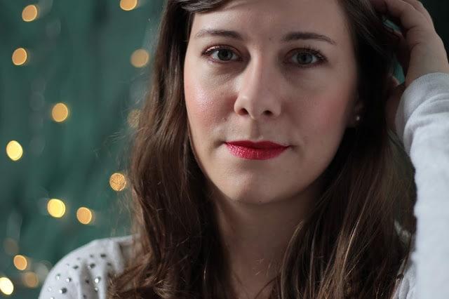 Un maquillage BIO  pour Noël - Les RDV Beauté