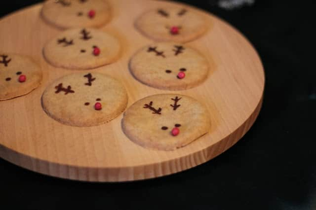 Recette de Noël : les sablés rennes à la cannelle