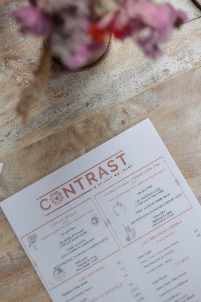 J'ai testé le brunch à Contrast, place Pey Berland à Bordeaux - Aunatur-elle, blogueuse bordelaise