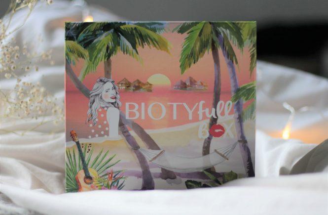 La biotyfull du mois de juin 2019 - l'estivale. Aunatur-elle, blogueuse beauté naturelle et bio à Bordeaux