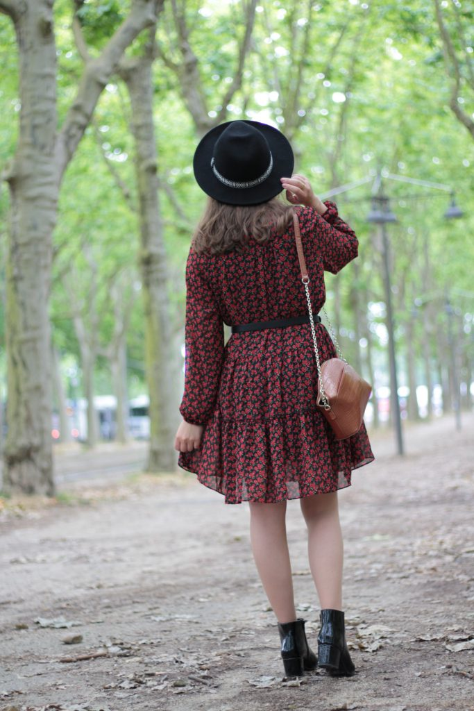 Robe Easy clothes fleurie