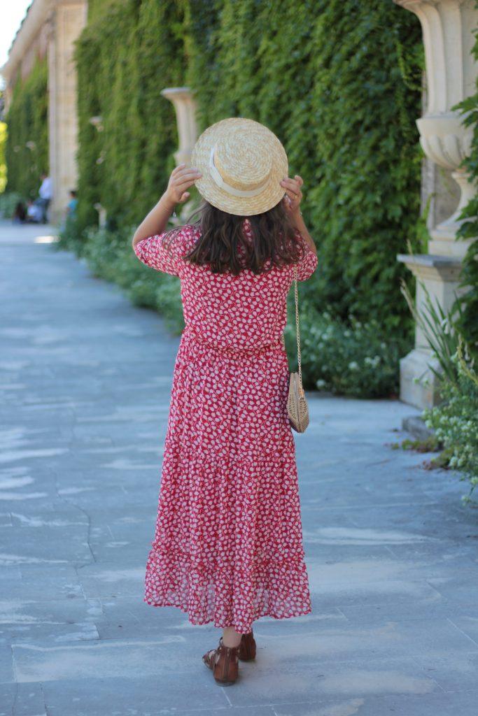 Idée de tenue pour un look champêtre - Aunatur-elle, blogueuse mode bordelaise