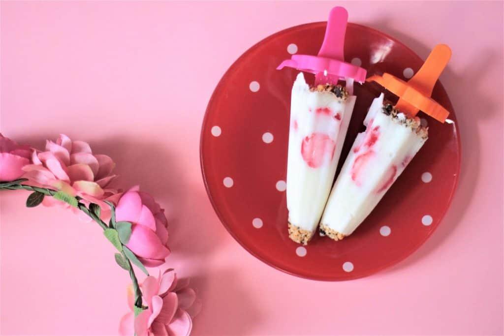 La recette facile et rapide de la glace au yaourt 100% healthy