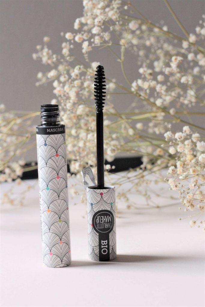 Mascara noir, Charlotte makeup BIO - Aunatur-elle, blog beauté bio à Bordeaux