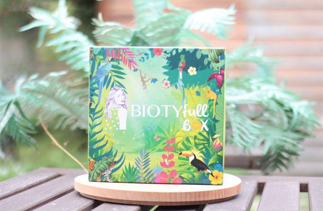 Biotyfull box, la réparatrice - août 2019. Aunatur-elle, blogueuse beauté naturelle