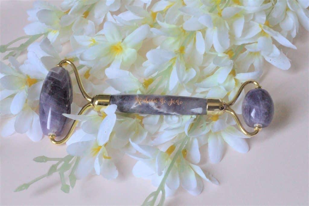 Rouleau de jade , accessoire tendance ou outil de beauté utile. Aunatur-elle, blog beauté bio