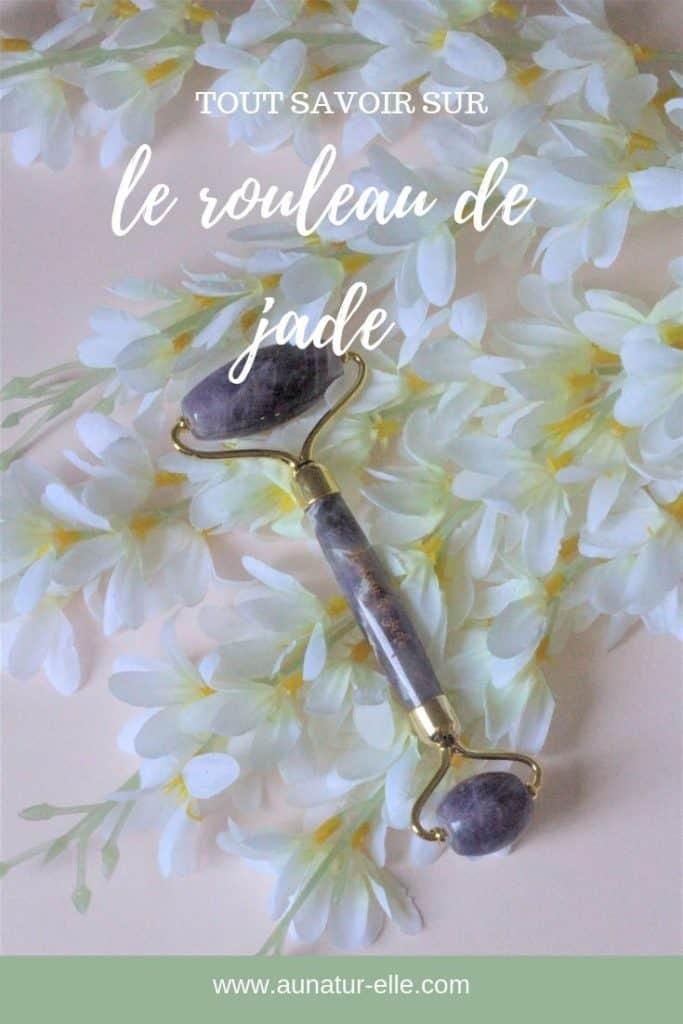 Tout savoir sur le rouleau de jade _ bienfaits, utilisations, pouvoir des pierres. Aunatur-elle