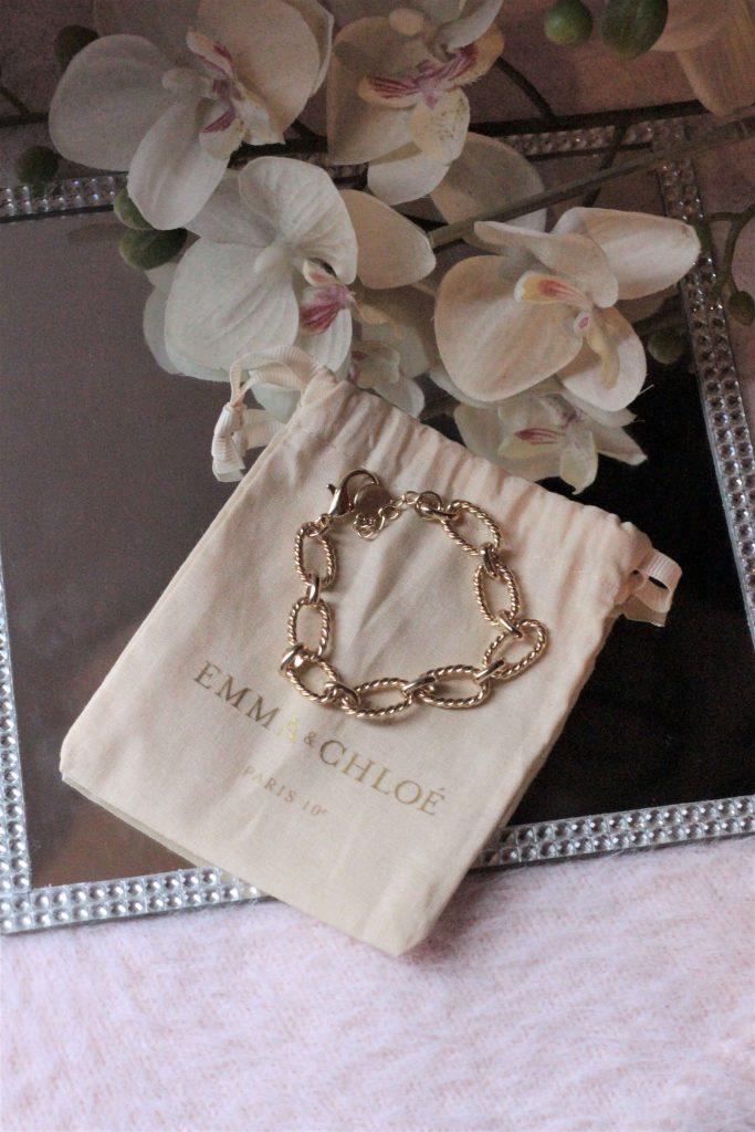 Bracelet Agathe, box emma et chloé