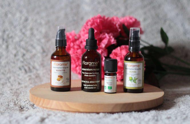 Comment faire une huile corporelle, Florame