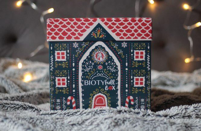 Biotyfull box décembre 2019 raffinée et scintillante
