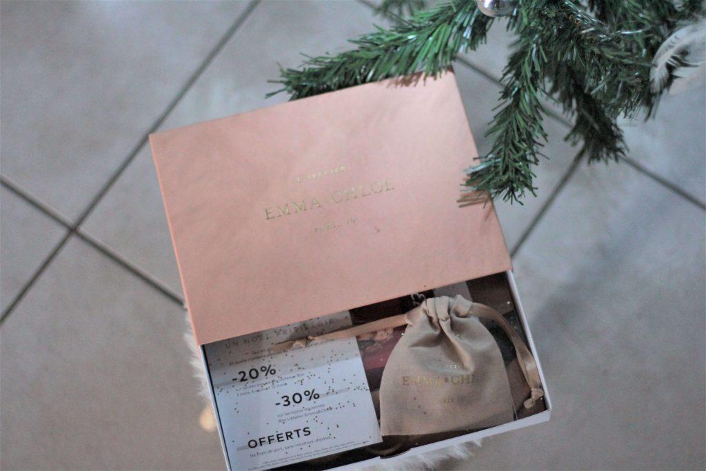 Box bijoux Emma et Chloé décembre 2019