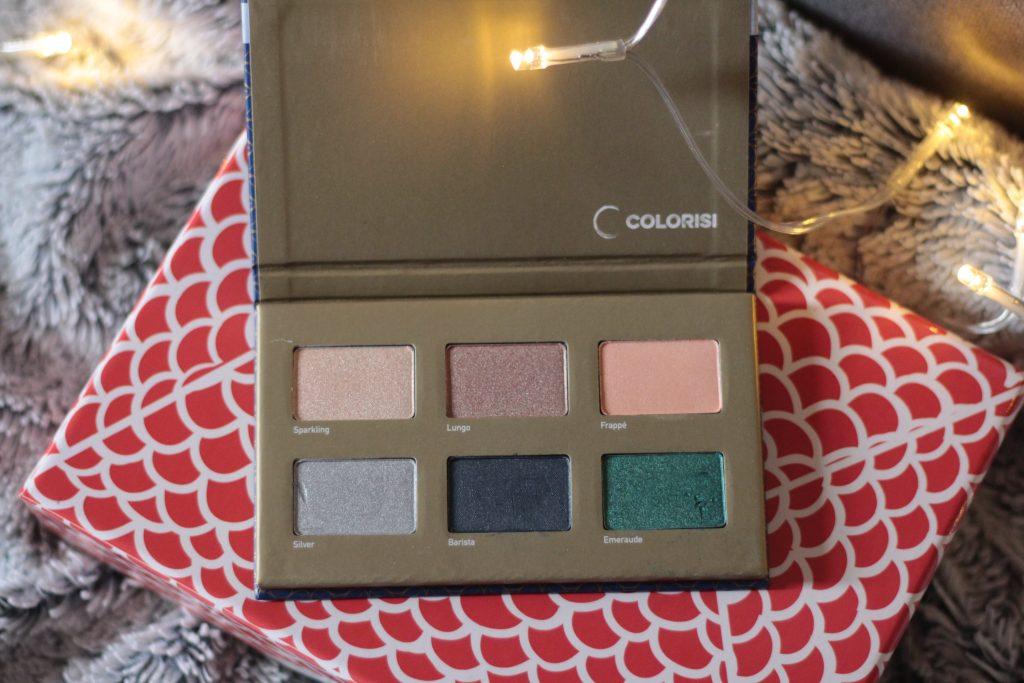 Palette de maquillage naturelle Colorisi
