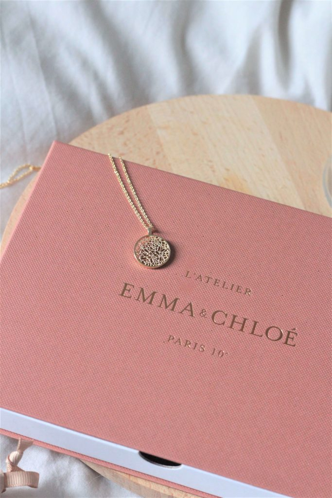 Avis bijoux janvier 2020 Emma et Chloé