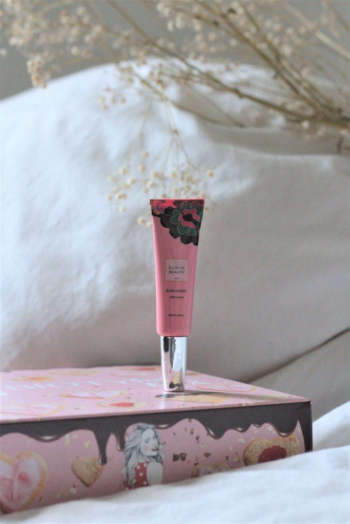 Blush crème elikya beauty