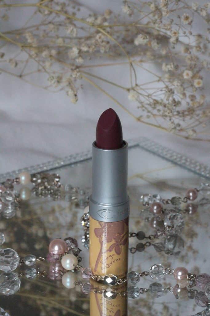 rouge à lèvres bio couleur caramel n° 258