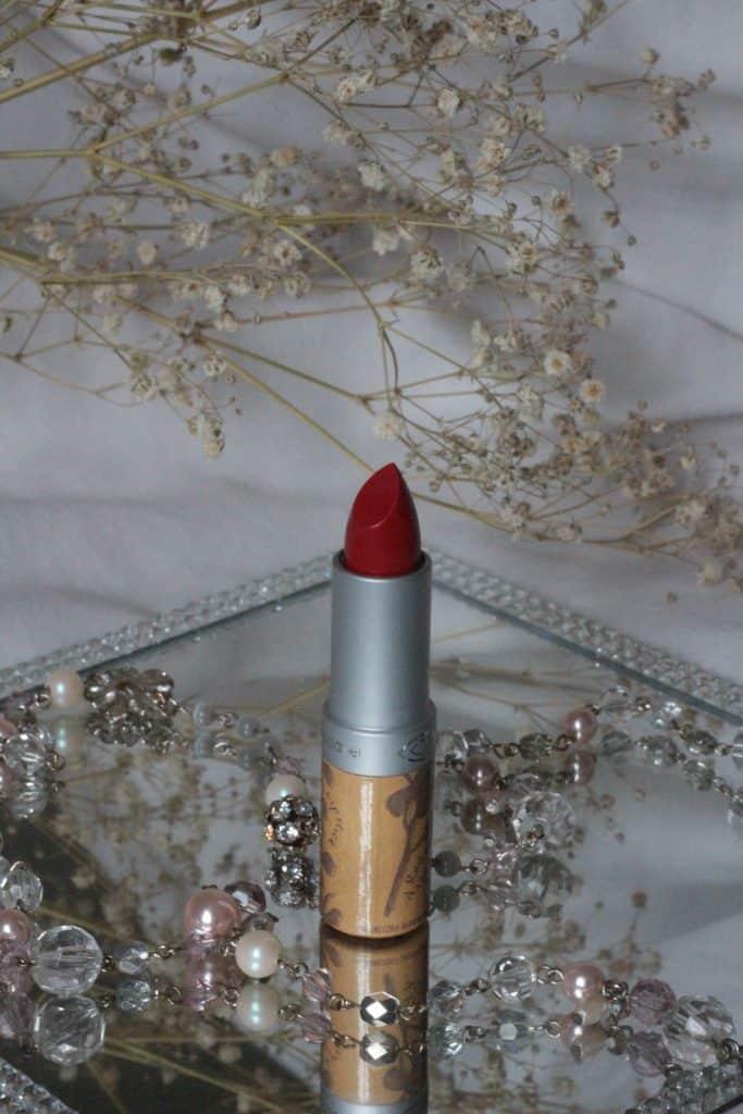 rouge à lèvres bio couleur caramel n°274