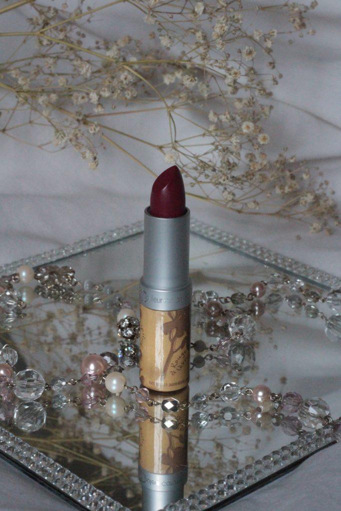 rouge à lèvres bio couleur caramel n°277