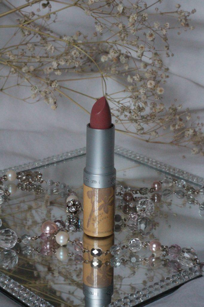rouge à lèvres couleur caramel n°278