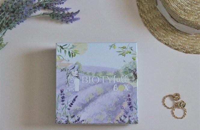 Biotyfull box mai 2020 routine provençale-min