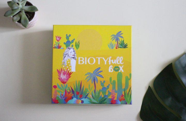 Biotyfull box 100% aloe vera