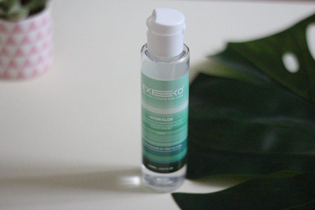 lotion hydratante Exeko