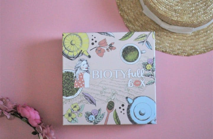 biotyfull box septembre 2020