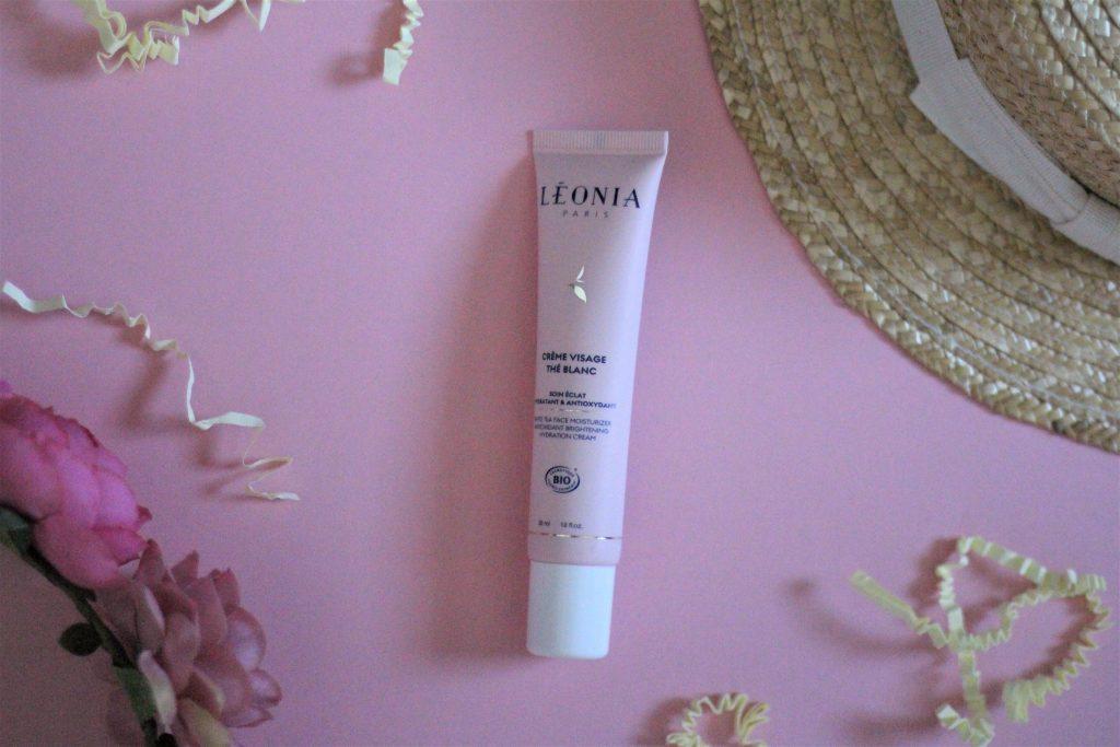 creme soin eclat the blanc leonia