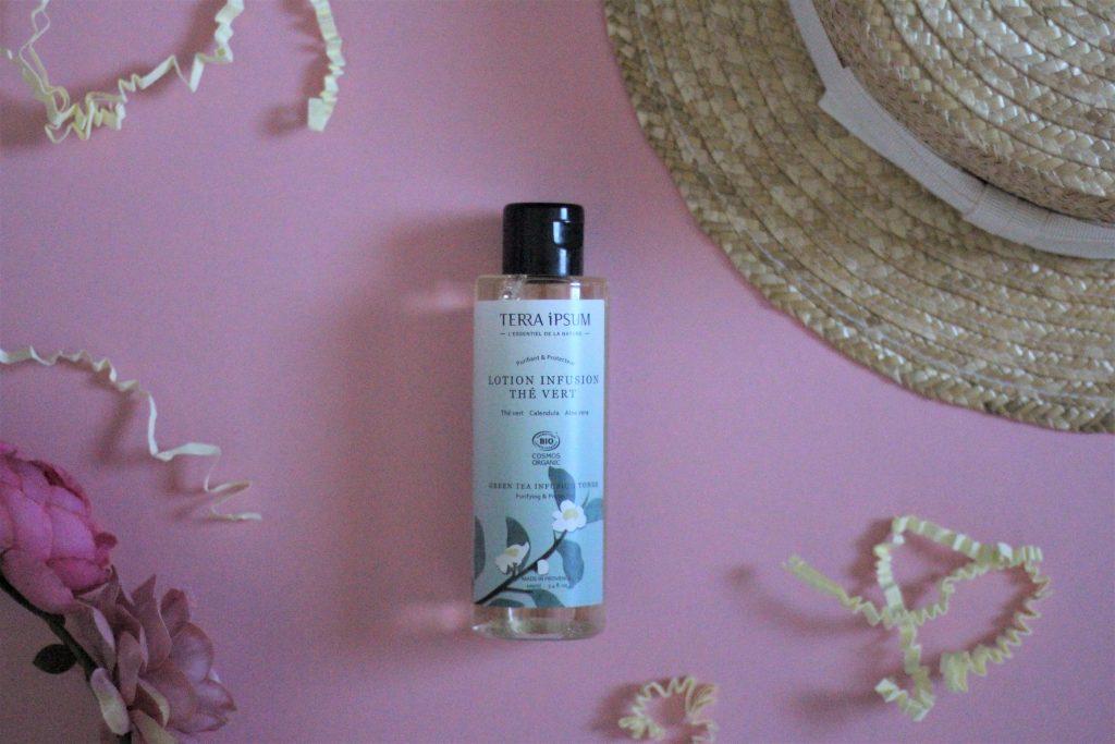 lotion tonique terra ipsum