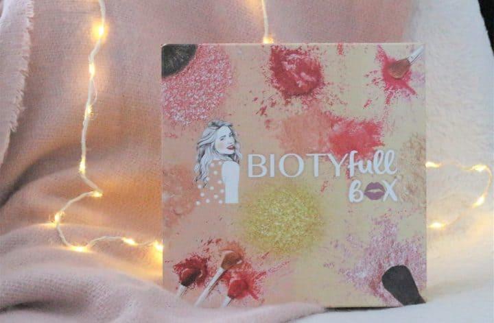 biotyfull box octobre 2020