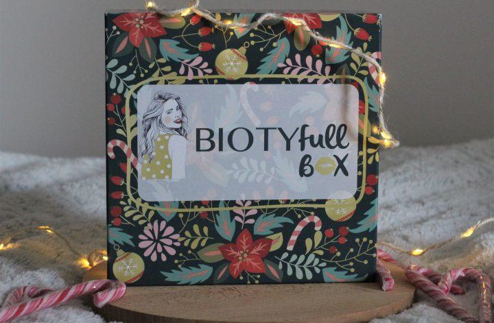 Biotyfull box décembre 2020