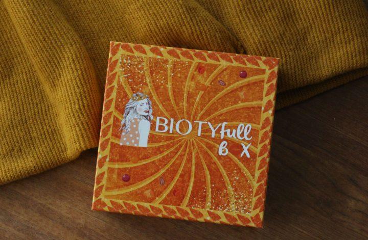 Biotyfull box janvier 2021
